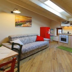 Отель Casa Vacanze La Portella Италия, Фонди - отзывы, цены и фото номеров - забронировать отель Casa Vacanze La Portella онлайн комната для гостей фото 5
