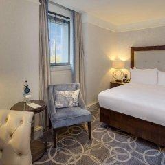 Hilton Glasgow Grosvenor Hotel комната для гостей фото 2