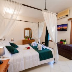 Отель Emerald Dream House Родос комната для гостей