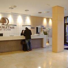 DoubleTree by Hilton Hotel Girona интерьер отеля фото 3