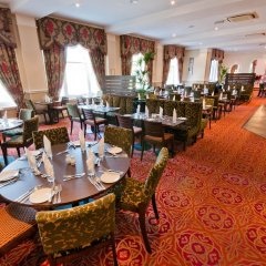 Отель Durley Dean Великобритания, Борнмут - отзывы, цены и фото номеров - забронировать отель Durley Dean онлайн питание фото 2