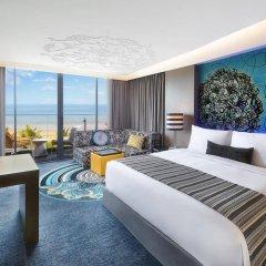 Отель W Muscat Оман, Маскат - отзывы, цены и фото номеров - забронировать отель W Muscat онлайн комната для гостей фото 5