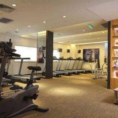 Dijon Hotel Shanghai Hongqiao Airport фитнесс-зал