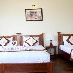 Отель Thien Tan Homestay Hoi An Вьетнам, Хойан - отзывы, цены и фото номеров - забронировать отель Thien Tan Homestay Hoi An онлайн сейф в номере