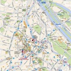 Отель K+K Hotel Maria Theresia Австрия, Вена - 3 отзыва об отеле, цены и фото номеров - забронировать отель K+K Hotel Maria Theresia онлайн городской автобус