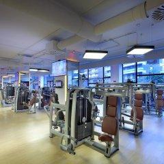 Отель Occidental Bilbao фитнесс-зал фото 3