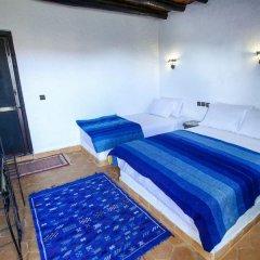 Отель Palmeras Y Dunas Марокко, Мерзуга - отзывы, цены и фото номеров - забронировать отель Palmeras Y Dunas онлайн комната для гостей фото 5