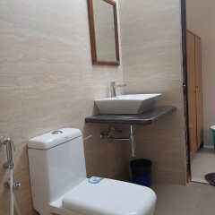 Serenity by the Sea Beach Resort in Candolim, India from 35$, photos, reviews - zenhotels.com bathroom
