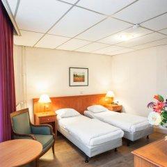 Delta Hotel Amsterdam 3* Стандартный номер фото 3