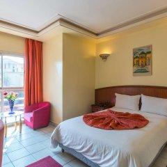 Отель Corail Марокко, Марракеш - 1 отзыв об отеле, цены и фото номеров - забронировать отель Corail онлайн комната для гостей фото 3