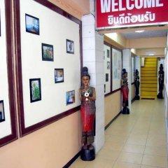 Отель Na Banglampoo интерьер отеля