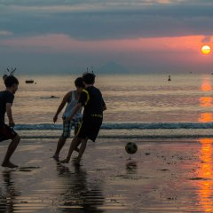 Starlet Hotel Nha Trang пляж