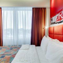Ред Старз Отель 4* Стандартный номер с двуспальной кроватью фото 17