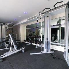 Отель Amari Residences Pattaya фитнесс-зал фото 2