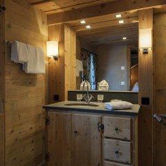 Отель Chalet Berghof Sertig ванная фото 2