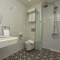 Argos Hotel Турция, Анталья - 1 отзыв об отеле, цены и фото номеров - забронировать отель Argos Hotel онлайн ванная фото 2