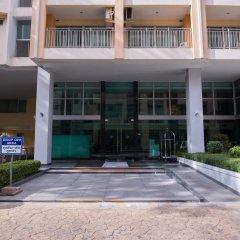 Golden Pearl Hotel Бангкок парковка