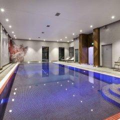 Отель Sadova Польша, Гданьск - отзывы, цены и фото номеров - забронировать отель Sadova онлайн бассейн фото 2