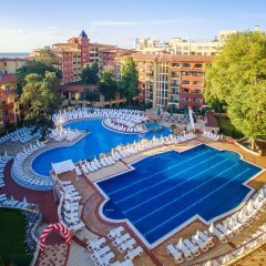 Grifid Hotel Bolero & AquaPark бассейн