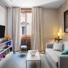Отель Singer Palace Hotel Италия, Рим - отзывы, цены и фото номеров - забронировать отель Singer Palace Hotel онлайн комната для гостей фото 2