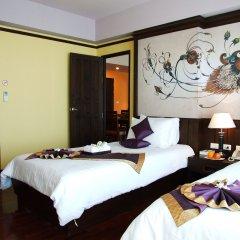 Отель Sarita Chalet & Spa Таиланд, Паттайя - отзывы, цены и фото номеров - забронировать отель Sarita Chalet & Spa онлайн комната для гостей
