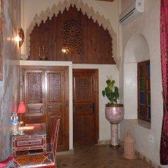 Отель Riad Marlinea интерьер отеля