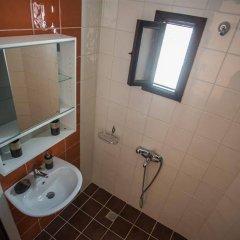 Отель Little Lindos Sea View Studios ванная