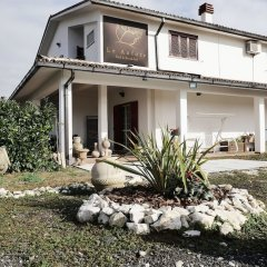 Отель Bed and Breakfast Le Anfore Касино