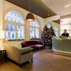 Отель Ambassadors Bloomsbury Великобритания, Лондон - отзывы, цены и фото номеров - забронировать отель Ambassadors Bloomsbury онлайн интерьер отеля фото 3