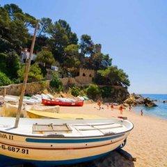 Отель Bonsol Испания, Льорет-де-Мар - 2 отзыва об отеле, цены и фото номеров - забронировать отель Bonsol онлайн пляж фото 2