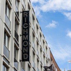 Отель Richmond Hotel Дания, Копенгаген - 1 отзыв об отеле, цены и фото номеров - забронировать отель Richmond Hotel онлайн фото 4