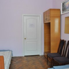 Хостел Комфорт Львов комната для гостей фото 4