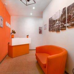 Apelsin Hotel on Dubrovka интерьер отеля