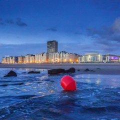 Отель Ostend Hotel Бельгия, Остенде - отзывы, цены и фото номеров - забронировать отель Ostend Hotel онлайн пляж фото 2