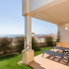 Отель Salema Beach Village балкон