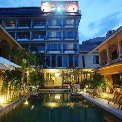 Hotel La Villa Khon Kaen бассейн
