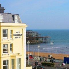The Brighton Hotel пляж