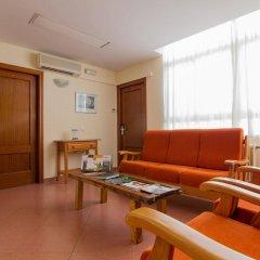 Отель Hospederia Hotel Don Quijote Испания, Сьюдад-Реаль - отзывы, цены и фото номеров - забронировать отель Hospederia Hotel Don Quijote онлайн комната для гостей фото 3