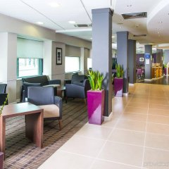 Отель Holiday Inn Express Glasgow City Centre Riverside интерьер отеля фото 2