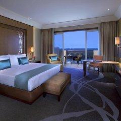 Отель Anantara Eastern Mangroves Abu Dhabi Абу-Даби комната для гостей фото 5