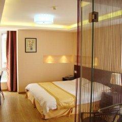 Отель Xiamen yi du hotel Китай, Сямынь - отзывы, цены и фото номеров - забронировать отель Xiamen yi du hotel онлайн комната для гостей фото 3