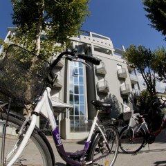 Отель Residence Villa Azzurra Италия, Римини - отзывы, цены и фото номеров - забронировать отель Residence Villa Azzurra онлайн спортивное сооружение