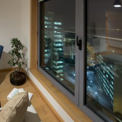 Апартаменты Apt in Lisbon Oriente 57 Apartments - Parque das Nações балкон