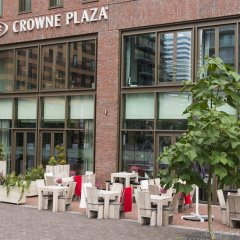 Отель Crowne Plaza Amsterdam South