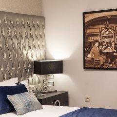 Отель Casual Belle Epoque Lisboa комната для гостей