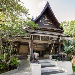 Отель Krabi La Playa Resort фото 4