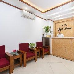 Hotel Bel Ami Hanoi интерьер отеля фото 2
