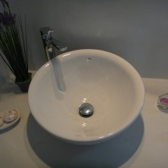 Отель Jb Villa Греция, Остров Санторини - отзывы, цены и фото номеров - забронировать отель Jb Villa онлайн ванная фото 2