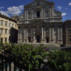 Отель Piazza del Gesù Luxury Suites Италия, Рим - отзывы, цены и фото номеров - забронировать отель Piazza del Gesù Luxury Suites онлайн балкон