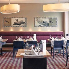 Mercure Airport Hotel Berlin Tegel гостиничный бар